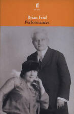 Performances by Brian Friel (Paperback, 2005). Fast 1st Class Royal Mail Postage