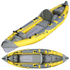 Advanced Elements StraitEdge Angler Inflatable Kayak- Self Bailing Fishing Yak!