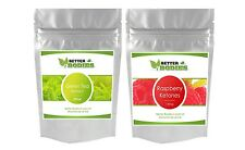 60 Raspberry Ketone & 60 Green Tea Extract Detox Diet Weight Loss Pills Capsules