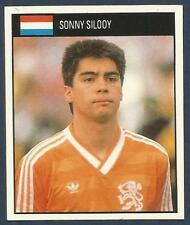 ORBIS 1990 WORLD CUP COLLECTION-#139-HOLLAND & AJAX-SONNY SILOOY