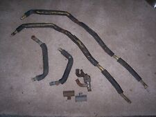 Toyota Land Cruiser FJ40 Rear Heater Coolant Supply Lines Tubes Lot