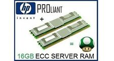 16GB (2x8GB) ECC FB-DIMM Memory Ram Upgrade HP Proliant BL460c G1/G5 Servers