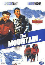 The Mountain (1956) Edward Dmytryk, Spencer Tracy / DVD, NEW