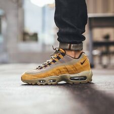 Nike AIR MAX 95 Winter Prm Lino Bronzo Marrone Grano UK 11 US 12 OG 1 forza LV8 90