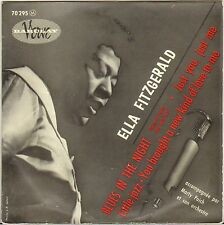 "ELLA FITZGERALD ""BLUES IN THE NIGHT"" VOCAL JAZZ 60'S EP BARCLAY-VERVE 70295"