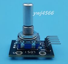 1Pcs KY-040 Rotary Encoder Module Brick Sensor Development For Arduino
