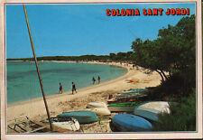 POSTAL COLONIA SANT JORDI . MALLORCA . ISLAS BALEARES . MAS EN MI TIENDA CC2244