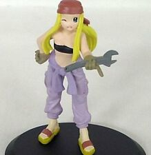 "Unopened! FULLMETAL ALCHEMIST Winry Rockbell Figure 3"" 8cm / UK DESPATCH"
