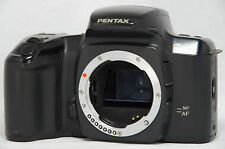 Pentax Z-20 35mm SLR Film Camera Black Body Only SN6035240