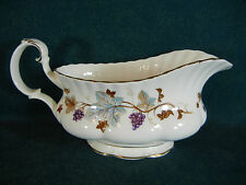 Royal Albert Lorraine Gravy Boat Made in England