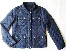 GAP Kids Girls Navy Blue School Padded Coat Jacket Age 13 XL