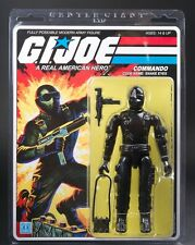 Gi Joe Snake-Eyes Jumbo Action Figure By Gentle Giant