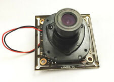 "HD 2MP/1080P 1200TVL 1/3"" Sony AHD /CVBS IR-Cut Board Module Camera OSD D-WDR"