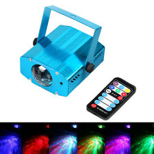 Auto/Voice Xmas DJ Disco Party LED Laser Stage Light Projector Show Remote #P