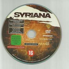 Syriana (George Clooney) - DVD - ohne Cover #376