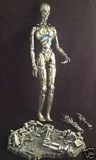 "7"" Terminator 3 Rise of the Machines - T-X Terminatrix Endoskeleton - McFarlane"