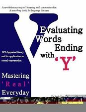 Evaluating Words Ending With 'y' : Mastering 'Real' Everyday English by Sook...