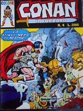 CONAN Il Barbaro n°4 1989 COLORE ed. Comic Art   [G331]