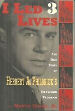 I LED 3 LIVES Martin Grams - CLASSIC 1950s TV SHOW -  AMERICAN COMMUNIST PARTY
