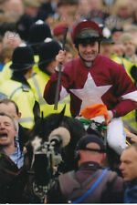 CONOR O'DWYER WAR OF ATTRITION HAND SIGNED 6X4 PHOTO CHELTENHAM GOLD CUP 2006.