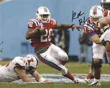 Kenneth KEN Dixon SIGNED LA TECH 8X10 PHOTO AUTO w/ COA AUTOGRAPH 2016 DRAFT 4