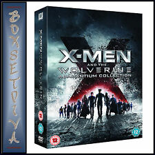 X-MEN AND THE WOLVERINE ADAMANTIUM COLLECTION **BRAND NEW DVD **