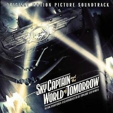 SKY CAPTAIN AND THE WORLD OF TOMORROW Orig. Motion Picture Soundtrack SHEARMUR