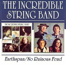 Earthspan/No Ruinous Feud by The Incredible String Band (CD, Aug-2004, 2...