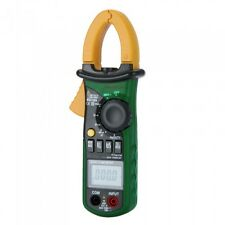 MASTECH MS2108A 4000 Counts AC/DC Current Voltage Diode Digital Clamp Meter Test