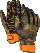 NEW! Burton Spectre Ski Snowboard Men's Gloves Color Highland Camo Size Small