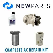 NEW Plymouth Volare 1979 5.9L 5.2L Gas A/C Repair KIT With Compressor And Clutch