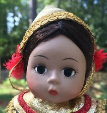 Madame Alexander Wendy Kins 8in Indonesian Doll Asian Friends Foreign Lands
