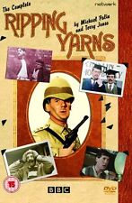 The Complete Ripping Yarns 1979 Brand NEW DVD