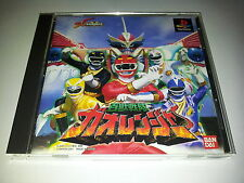 POWER RANGERS SONY PLAYSTATION VIDEOGAMES PS JAP JAPANESE PSX PS1
