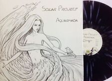 "Solar Project:  ""Aquarmada""  (Limited Edition Splitter Black & White Vinyl)"
