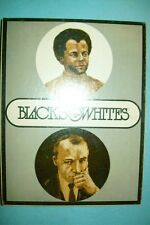 """1970 Game """"Blacks and Whites - The Role Identity & Neighborhood Action Game"""""""