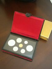 1974 Canada Double Dollar Proof Set W/ Winnipeg 100 Silver Dollar and Dollar
