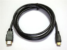 6Ft Mini HDMI to HDMI Cable For Sony Canon Nikon Samsung Panasonic Camcorders