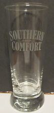 """SOUTHERN COMFORT  FLUTED HEAVY BASE 4"""" SHOT GLASS"""