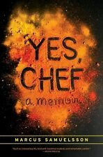 Yes, Chef : A Memoir by Veronica Chambers and Marcus Samuelsson (2012,...