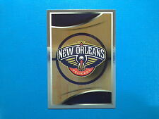 2015-16 Panini NBA Sticker Collection n.243 New Orleans Pelicans Logo Foil
