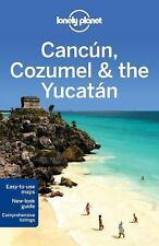 Lonely Planet Cancun, Cozumel & the Yucatan (Regional Guide)-ExLibrary