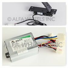 800W 36V kit speed controller & Foot Throttle, Pedal f electric motor goKart DIY
