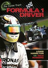 EDGE the Inside Track: Formula 1 Driver : Lewis Hamilton vs Nico Rosberg by...