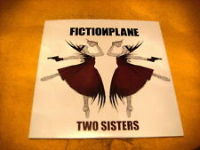 Cardsleeve Single cd FICTION PLANE Two Sisters 2TR 2007 pop rock