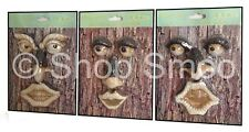 Garden Tree Face - Outdoors Polyresin Ornament Decoration Novelty Gift