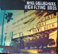 "OASIS NOEL GALLAGHER'S HIGH FLYING BYRDS ""THE DEATH OF YOU AND ME"" MINI CD PROMO"