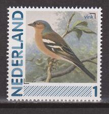 NVPH Nederland Netherlands MNH singing bird vink finch pinson pinzon 2011