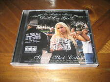 Chicano Rap CD Doll-E Girl - Street Shot Callers - Mister One Mr. Shadow Payaso