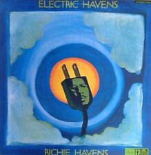 RICHIE HAVENS Electric Havens Vinyl Record LP Transatlantic TRA 187 1969 1st